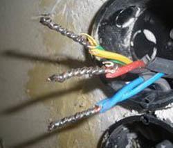 Правила электромонтажа электропроводки в помещениях. Рыбинские электрики.