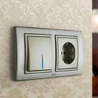 Установка выключателей в Рыбинске. Монтаж, ремонт, замена выключателей, розеток Рыбинск.